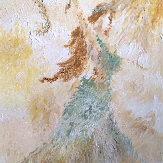 Harp Goddess